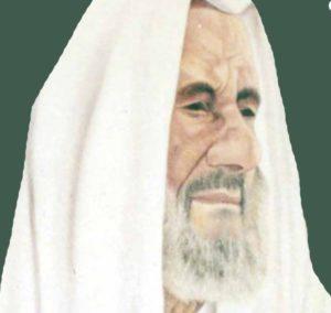 القاضي أحمد بن حجر آل بوطامي