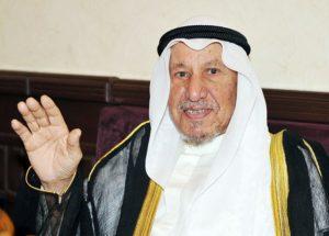 راشد الفرحان وزير العدل و وزير الأوقاف والشئوون الإسلامية الأسبق