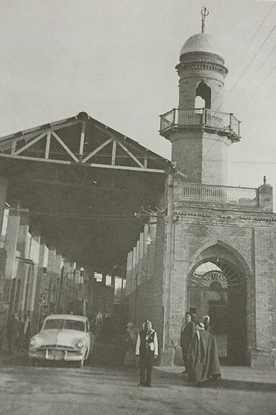 مسجد الدولة الكبير في السوق