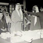 اهداءات د .الفرحان التراثية لمركز المخطوطات