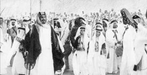 معركة روضة مهنا بقيادة عبدالعزيز آل سعود