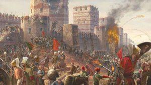 جيوش إسلامية تقتحم قلاع وحصون الروم