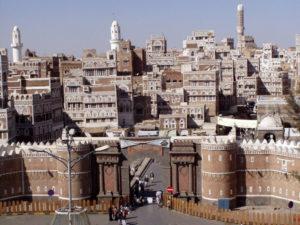 اليمن السعيد وبواباته والتاريخ بأسره يقف خلفها