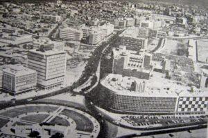 مدينة الكويت كما بدت في مطلع الستينيات من القرن العشرين
