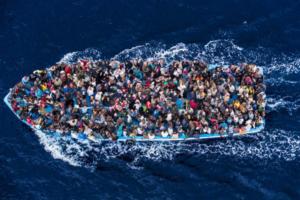جشود من اللاجئين الفارة من شظف المعيشة والظلم من بلدانها