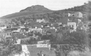 قرية حطين في فلسطين 1937 م
