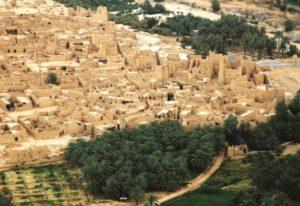 الدرعية عاصمة بن سعود الأولى