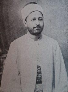 محمد رشيد رضا بعد هجرته إلى مصر 1327 هجرية