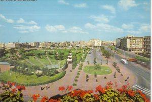 مدينة الكويت في بداية النهظة واعادة التنظيم في الستينيات