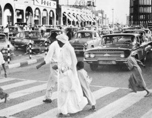تطوير الشارع الجديد في مدينة الكويت
