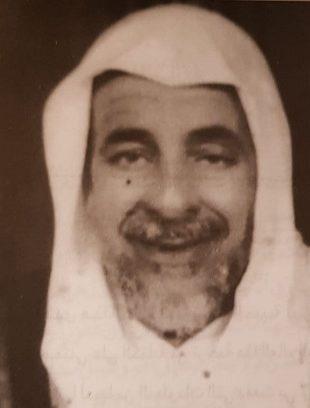 الشيخ أحمد عبدالله المبارك