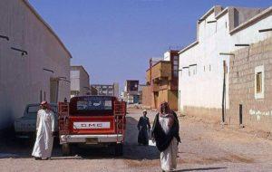 منطقة الإفلاج بالروضة في السعودية قديما