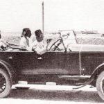 سيارة الشيخ عبدالله الجابر تدهس الكفيف المزيعل !