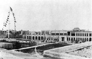 مقر المعتمد البريطاني للخليج في بوشهر