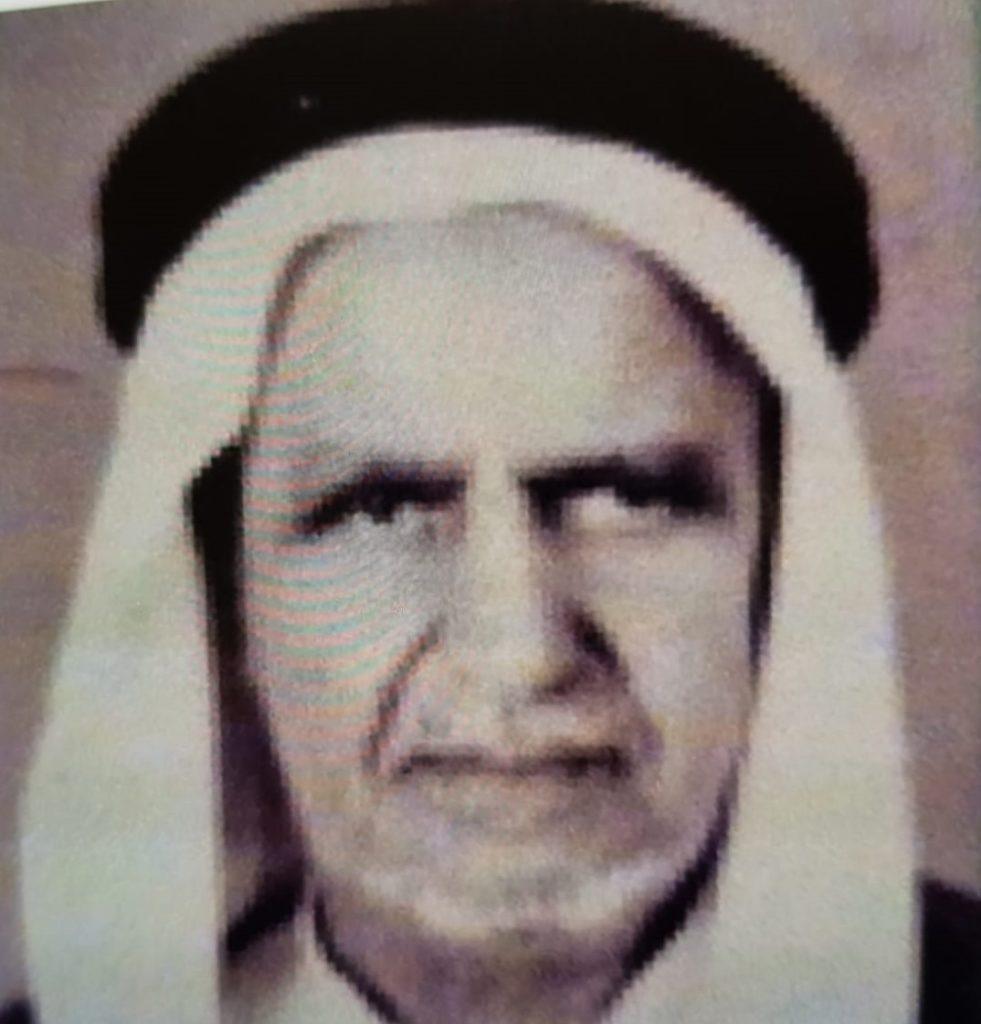النوخذة مبارك بن بشير بن يوسف الرومي