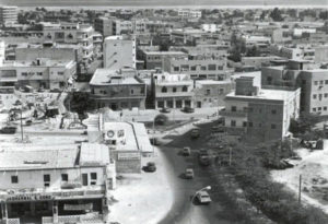 دبي كما بدت شوارعها ومبانيها قديما