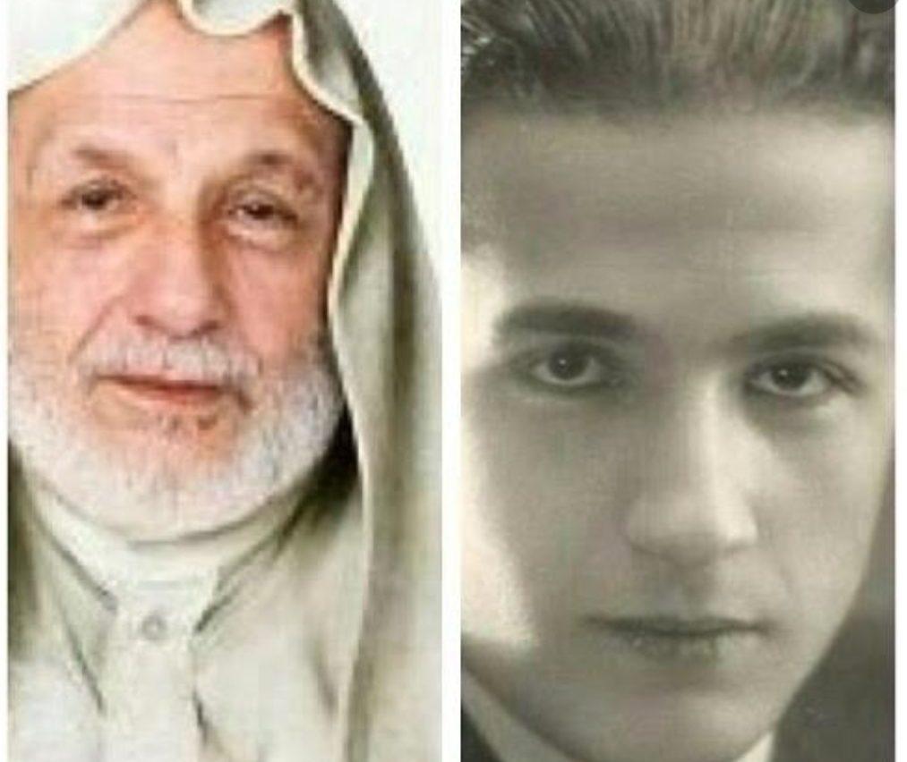 الشيخ علي الطنطاوي بين الشباب والمشيب