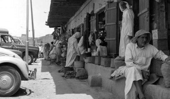 الأسواق الشعبية في الكويت قديما