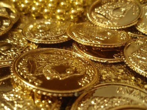نيرات الذهب
