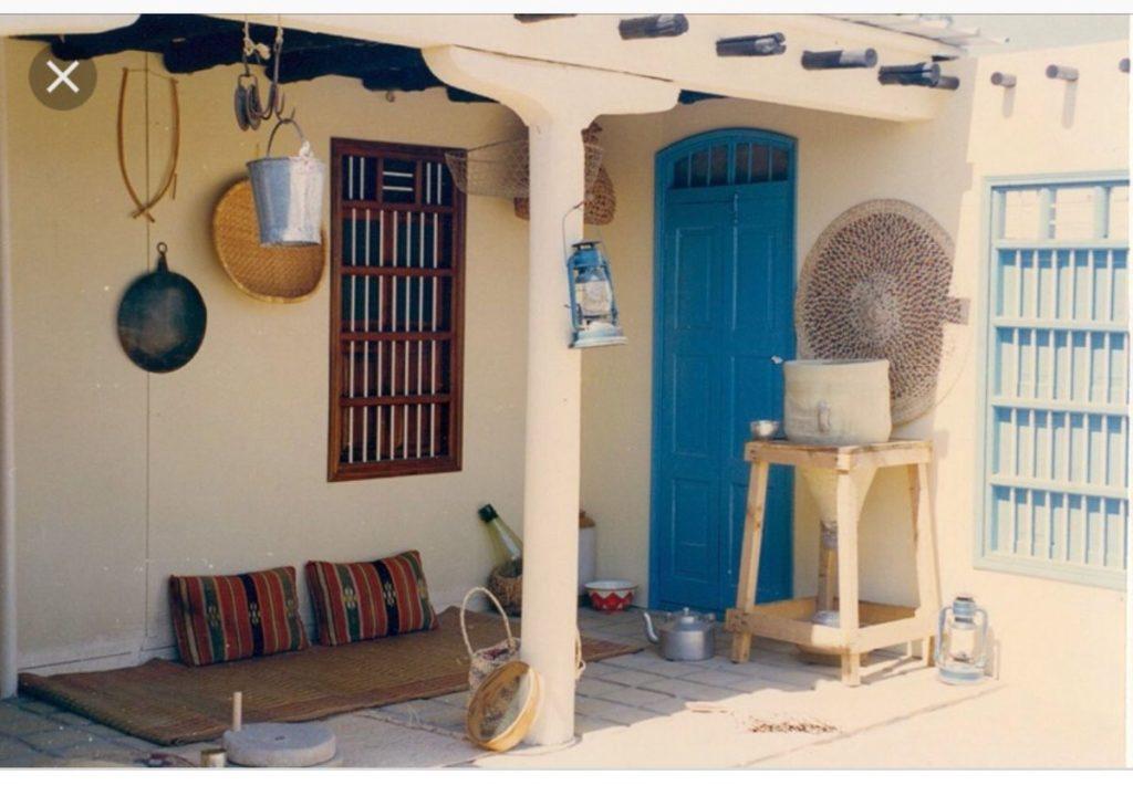 البيت الكويتي القديم
