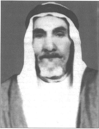محمد صالح العجيري والد الفلكي صالح
