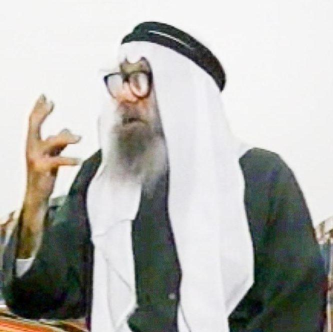 عبدالله حسين جمعة الميعان - يرحمه الله