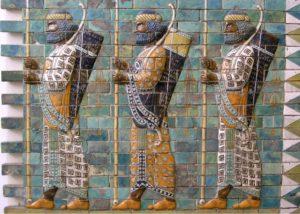حضارة الإمبراطورية الساسانية