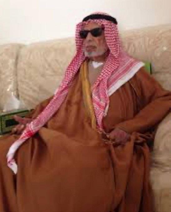 الأديب محمد عبدالله الشيبة النعيمي