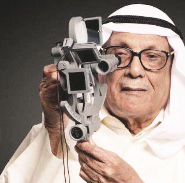الفلكي الكويتي صالح العجيري