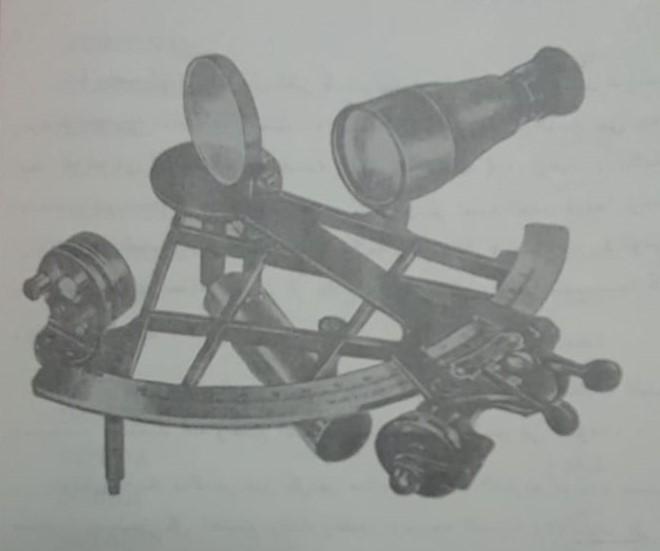 جهاز السدس لتحديد الموقغ الجغرافي