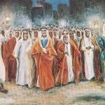 زفة العريس في أزقة كويت الماضي