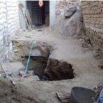 مصرع منقبين مصريين عن الآثار في بيت مهجور