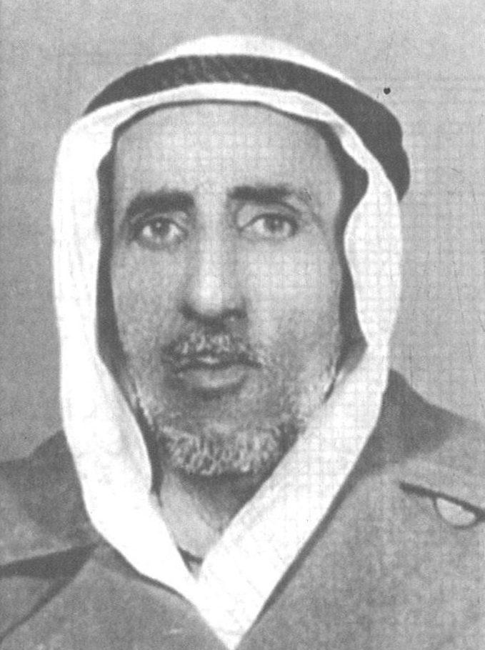 عبدالرحمن قاسم الحجي -يرحمه الله