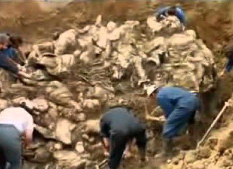 مذابح أهل البوسنة بحراسة دولية أمميه عالمية