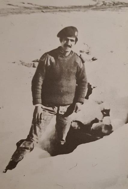 من صحراء الكويت إلى ثلوج الجولان ..كان الجيش يدعم اخوانه في حرب الجولان