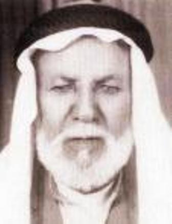 النوخذة محمد بن مدعج العازمي - يرحمه الله