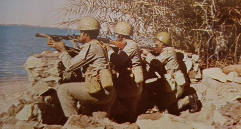 قضت القوات الكويتية 7 سنوات في جبهة القتال على ارض مصر في حروب 67 ، 73 وحرب الأستنزاف .