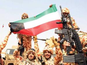 فرحة التحرير من براثن الغزو الصدامي للكويت