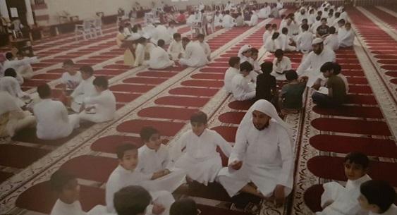 حلقات تحفيظ القرآن تنظمها جمعية الماهر بحفظ القرآن وعلومه