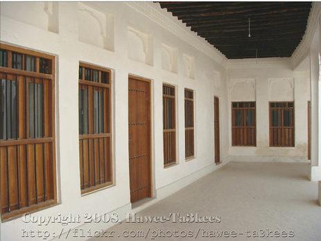 تصميم الليوان في البيوت القديمة