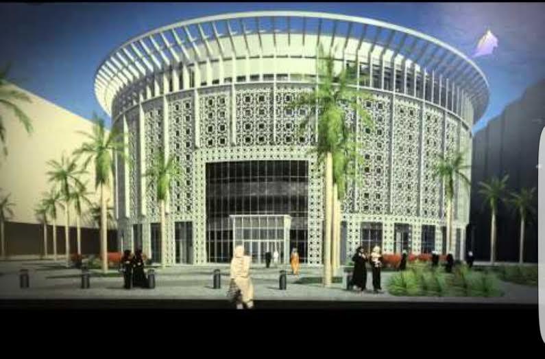 جامعة الكويت في مبناها الجديد