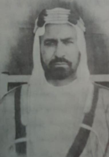 الشيخ أحمد الجابر