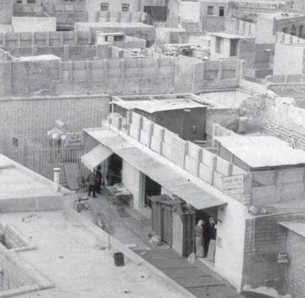 مكونات سطوح المنازل الكويتية والخليجية قديما