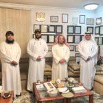 اهداءات ثقافية سياسية وأطلس مدينة الكويت القديمة