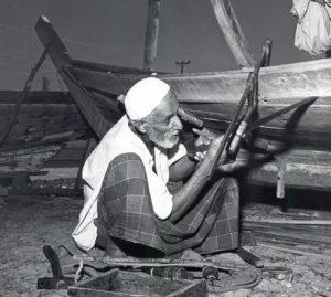 اصلاح السفن الخشبية وصيانتها