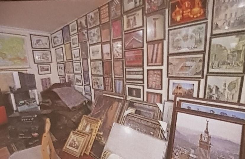 صور ومقتنيات تاريخية في مركز المخطوطات والتراث والوثائق