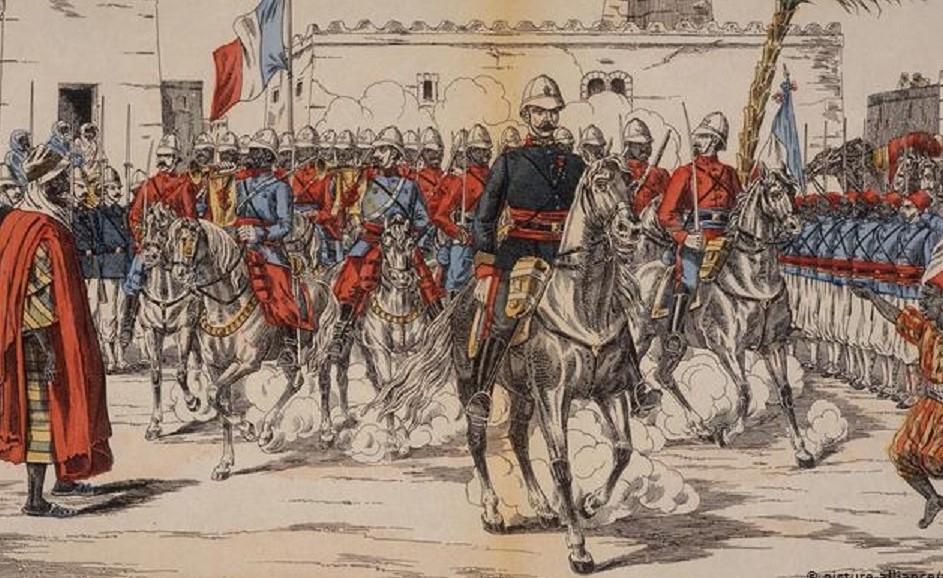 بشاعة الاستعمار الفرنسي ومجازره المخزية في مستعمراته في أفريقية