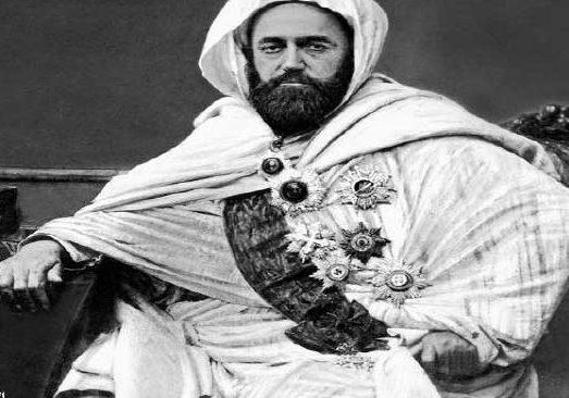 الشيخ المجاهد عبدالقادر الجزائري