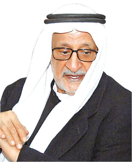 الكاتب سليمان الفهد - يرحمه الله
