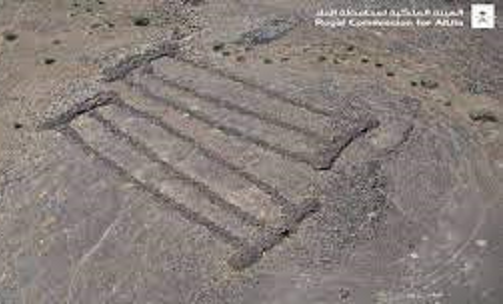 المستطيلات الحجرية في السعودية الأقدم في العالم